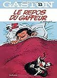 Gaston Lagaffe: Le Repos Du Gaffeur (French Edition)