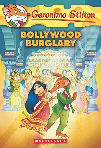 Bollywood Burglary (Geronimo Stilton #65) (My Denver Market Goods)