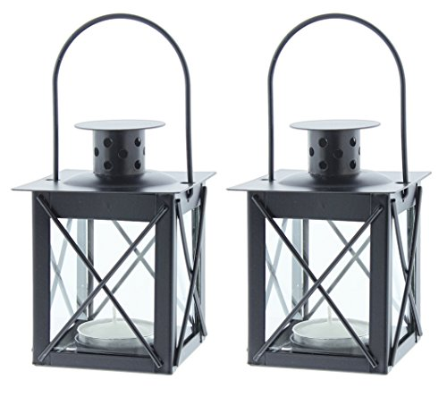 Outdoor Half Lantern Wall Light in US - 2