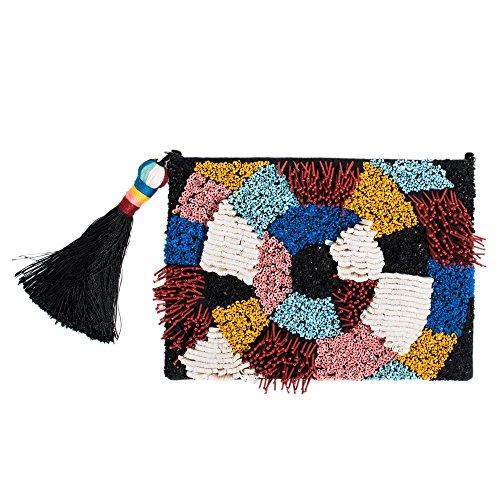 Parfois - Clutch - Bandolera Cory - Mujeres Coral