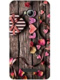 TREECASE Designer Printed Soft Silicone Back Case Cover For Micromax Canvas Spark 3 Q385