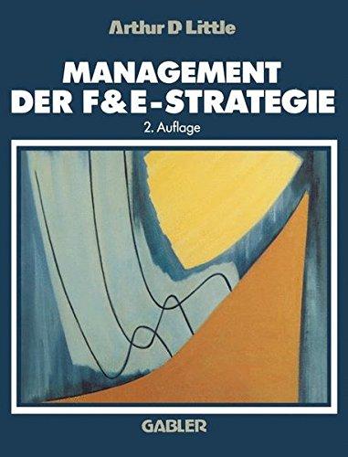 Management der F&E-Strategie
