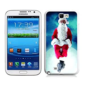 Santa Claus Playboy Bunny Sexy Christmas Fun! Cigarette Case for Samsung Galaxy Note II N7100 AR253724