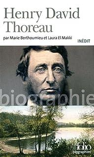 Henry David Thoreau, Berthoumieu, Marie