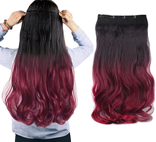 Delivery Extensions Ombre Piece Straight