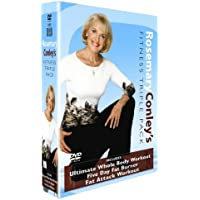 Rosemary Conley's Fitness Triple Pack