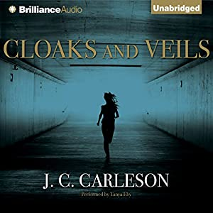 Cloaks and Veils Audiobook