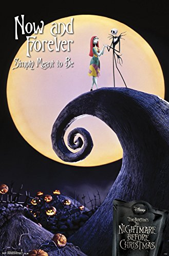 Trends International the Nightmare Before Christmas-Now and Forever