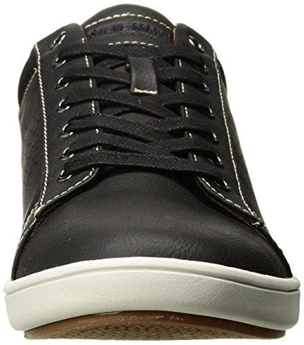 Steve Madden Men's Fisk Fashion Sneaker Black good selling cheap price V4vage