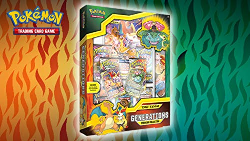 Pokemon TCG: Tag Team Generations Premium Collection (Generation Pokemon)