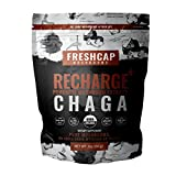 Cheap RECHARGE- Chaga Mushroom Extract Powder – USDA Organic -60 g- Supplement – Balance and Restore – Add to Coffee/Tea/Smoothies-Real Fruiting Body No Fillers