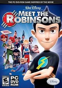Disney's Meet the Robinsons (DVD-Rom)