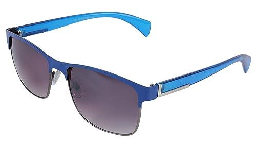 Camerii Gafas de sol rectangular Protección UV no polarizado