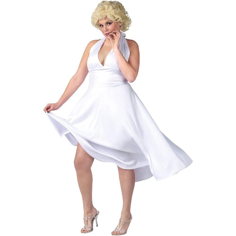 Amazon Marilyn Monroe Plus Size Costume Toys Games