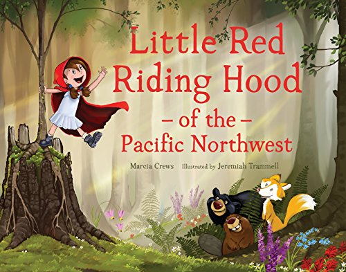 (Little Red Riding Hood of the Pacific Northwest)