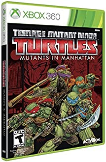 Teenage Mutant Ninja Turtles: Mutants in Manhattan - Xbox ...