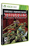 ninja turtle console - Teenage Mutant Ninja Turtles: Mutants in Manhattan - Xbox 360 by Activision