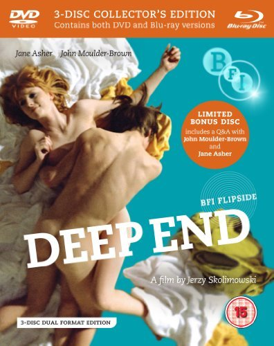 Deep End (Three-Disc Collector's Edition) (DVD + Blu-ray) [1970] by Jane Asher B01I05NCYW