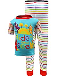 Teletubbies Cotton Toddler Pajamas for boys