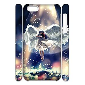 VNCASE Fantasy Angel Phone Case For Iphone 4/4s [Pattern-1]