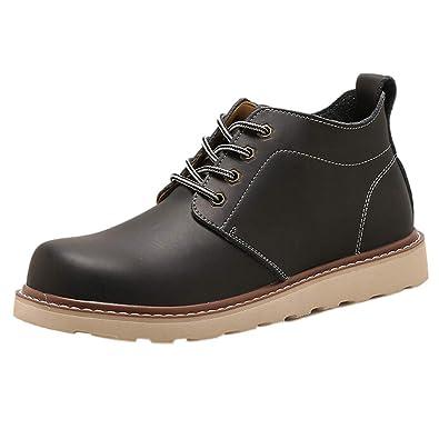 ODRD [EU36 EU49] Schuhe Herren Männer Handgefertigte Herren