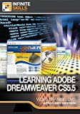 Learning Adobe Dreamweaver CS5.5 Training Video [Download]