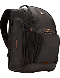 Case Logic SLRC-206BK Backpack para Camara DSLR, negro
