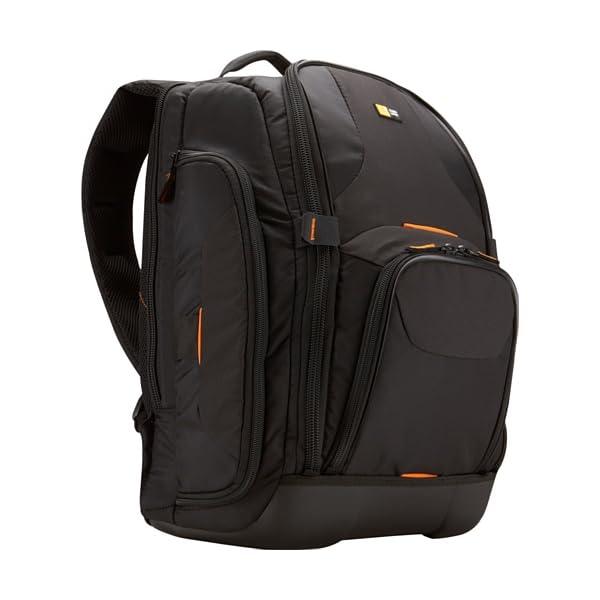 51hhOg0e6jL. SS600  - Case Logic SLRC-206 SLR Camera and 15.4-Inch Laptop Backpack (Black)