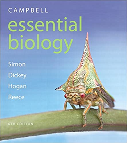 Amazon Com Campbell Essential Biology 6th Edition Standalone