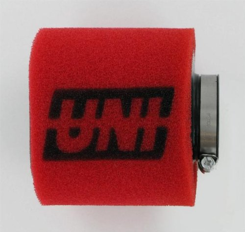 """Uni Air Filter 3"""" Two-Stage Pod Air Filter - 1-1/4""""x3""""/Straight Mount"""