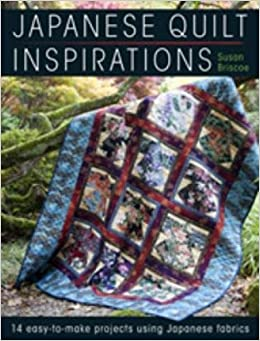 Japanese Quilt Inspirations: Susan Briscoe: 9780715338278: Amazon ... : japanese quilting books - Adamdwight.com