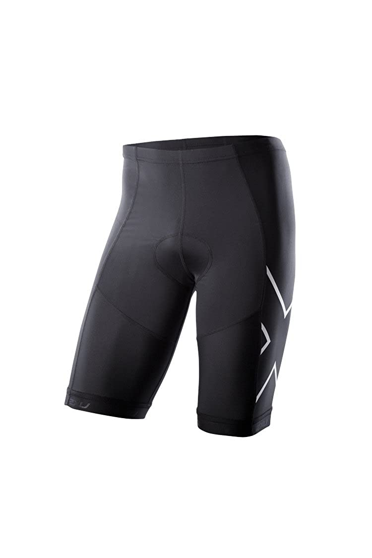 Image of 2XU Men's Compression Triathlon Short Compression Shorts