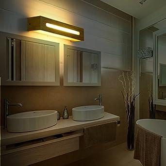 Badewanne Spiegel Lampen, moderne Scheinwerfer wasserdicht Bad ...