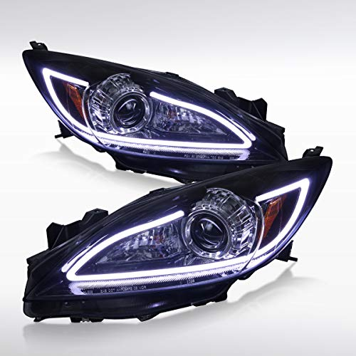 Mazdaspeed 3 Oem Led Tail Lights in US - 9