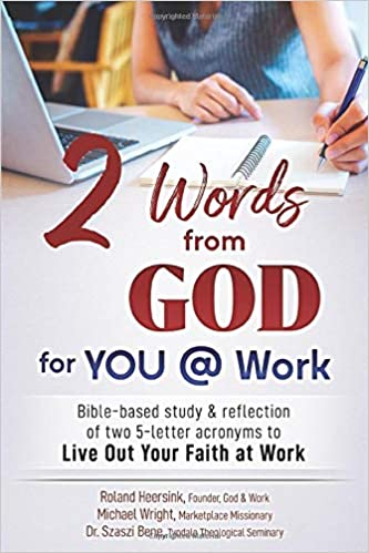 2 Words from God for You @ Work: Bible-based study ...