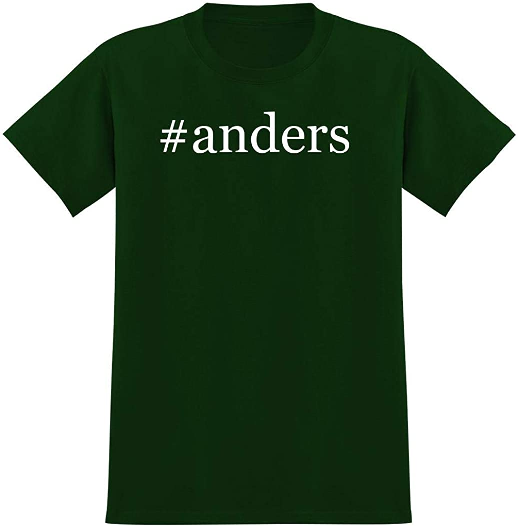#Anders - Hashtag Men'S Graphic T-Shirt, Forest, Xx-Large