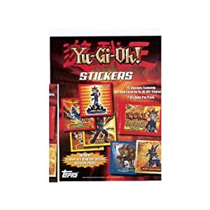 Yu-gi-oh! Stickers (7 Stickers in a Pack)