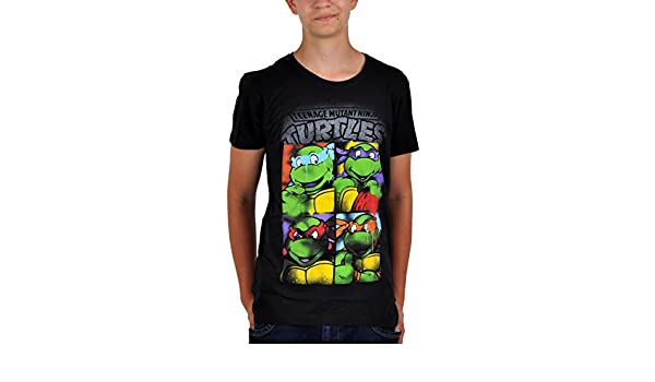 Las Tortugas Ninja - Camiseta Teenage Mutant Ninja Turtles ...