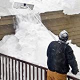 GYMAX Extendable Aluminum Snow