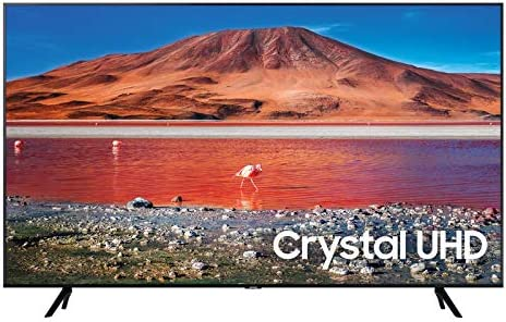 SAMSUNG TV LED 55 UE55TU7072U Class 7 Series Smart TV 4K Ultra HD Negro: Amazon.es: Electrónica