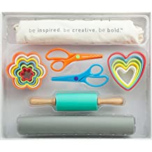 Dexterity Dough Toys and Baking Utensils