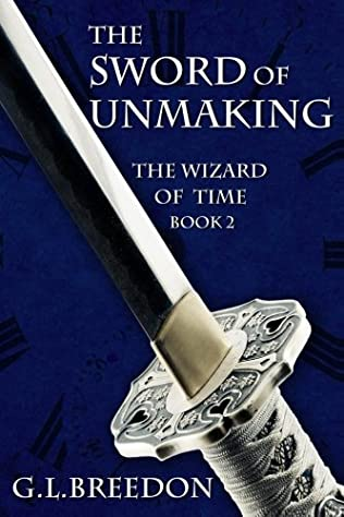 book cover of The Sword of Unmaking