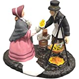 Department 56 Dickens' Village Fish N' Chip To Go Accessory Figurine