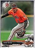 2017 Bowman Prospects #BP137 Jomar Reyes Baltimore Orioles Baseball Card
