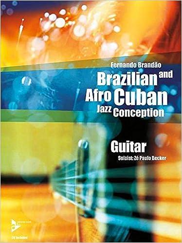 Fernando method with CD alto Brazilian and Afro-Cuban Jazz Conception Brandao