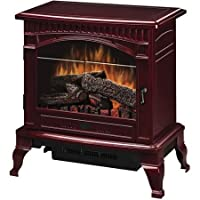 Dimplex Traditional Electric Wood Stove,...
