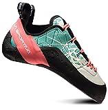 La Sportiva Kataki Climbing Shoe - Women's Mint / Coral 39.5