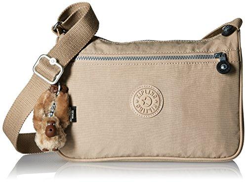Kipling Callie Solid Crossbody Bag, Hummus by Kipling