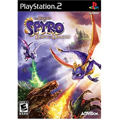 Image of Games Legend of Spyro: Dawn of the Dragon - PlayStation 2