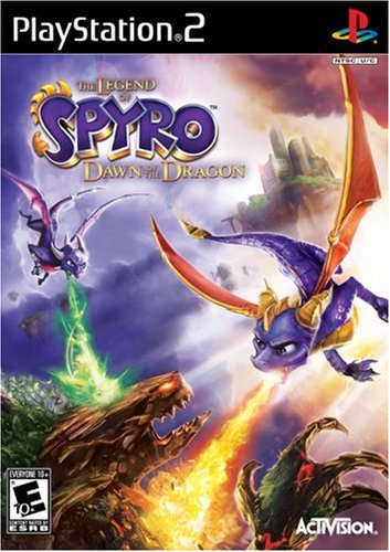 Glimmer Favor - Legend of Spyro: Dawn of the Dragon - PlayStation 2